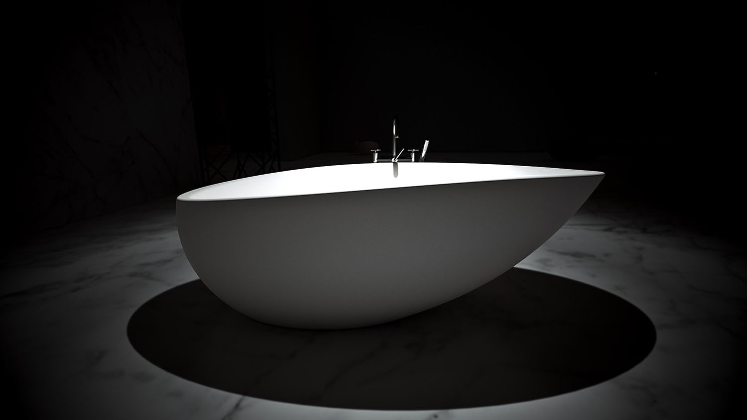 Mia Freestanding Tub