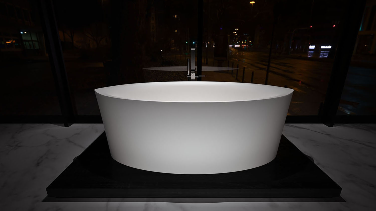 Olivia Freestanding Tub